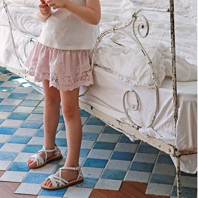 FLO - BRAND - Korean Children Fashion - #Kfashion4kids - Sandy Set-up