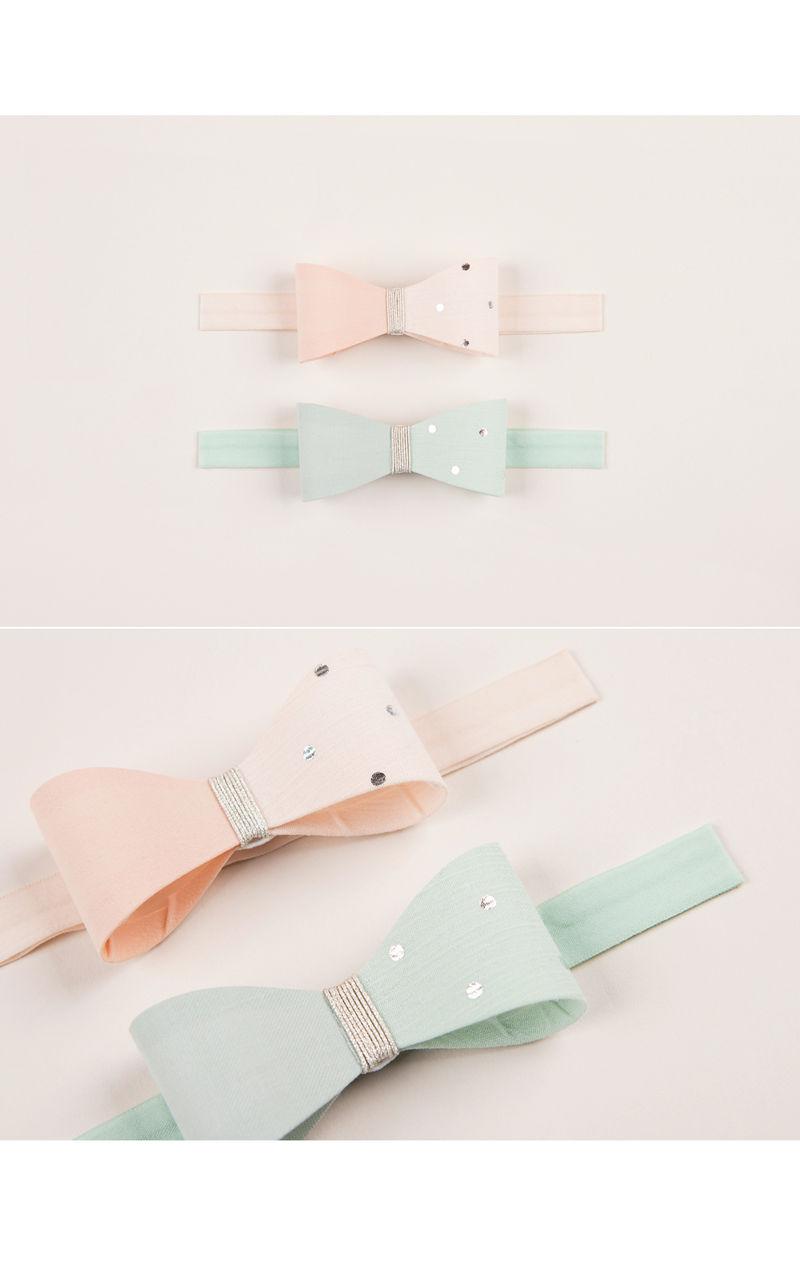 HAPPY PRINCE - Korean Children Fashion - #Kfashion4kids - Charlotte Hairband [set of 5] - 3