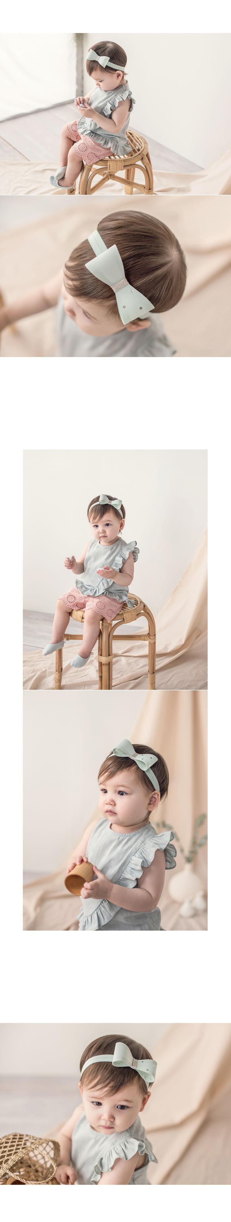 HAPPY PRINCE - Korean Children Fashion - #Kfashion4kids - Charlotte Hairband [set of 5] - 4