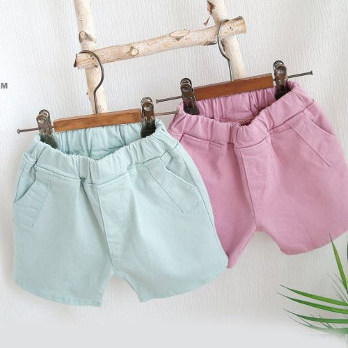 J-ROOM - BRAND - Korean Children Fashion - #Kfashion4kids - Pocket Short Pants