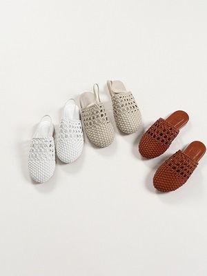 LA STELLA - BRAND - Korean Children Fashion - #Kfashion4kids - Net Sandal