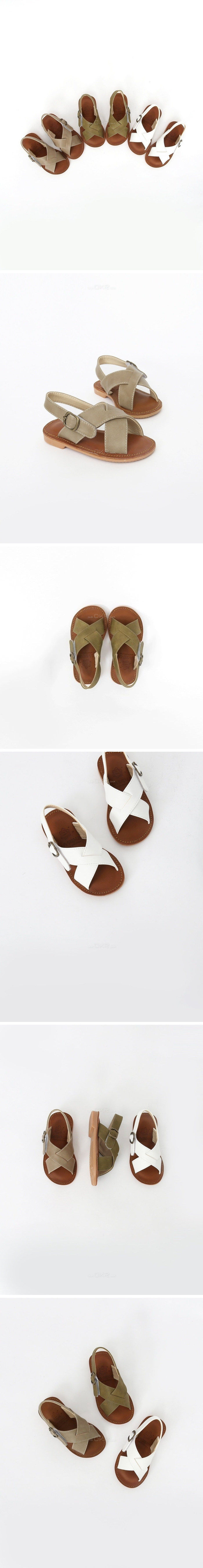 LA STELLA - Korean Children Fashion - #Kfashion4kids - Athene Sandal