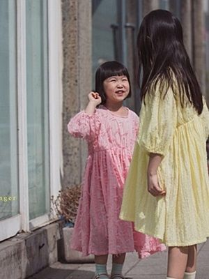 MAGIC FINGER - BRAND - Korean Children Fashion - #Kfashion4kids - Gomez One-piece