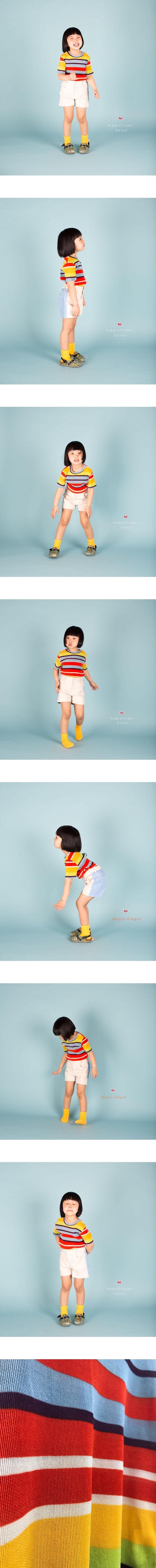 MAGIC FINGER - Korean Children Fashion - #Kfashion4kids - Harmony Tee