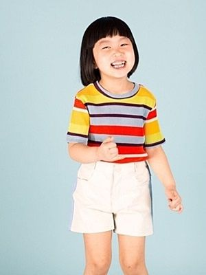 MAGIC FINGER - BRAND - Korean Children Fashion - #Kfashion4kids - Harmony Tee