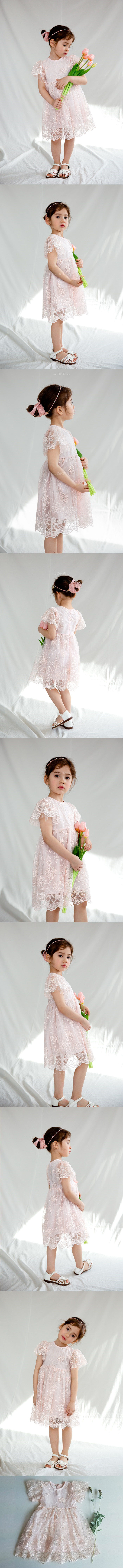 MERRY KATE - Korean Children Fashion - #Kfashion4kids - Sophia Dress