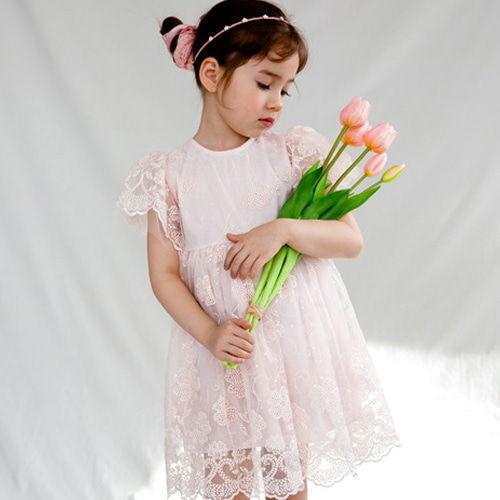 MERRY KATE - BRAND - Korean Children Fashion - #Kfashion4kids - Sophia Dress