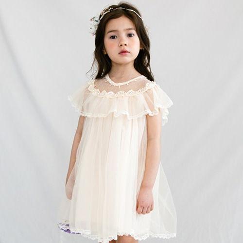 MERRY KATE - BRAND - Korean Children Fashion - #Kfashion4kids - Abete Dress
