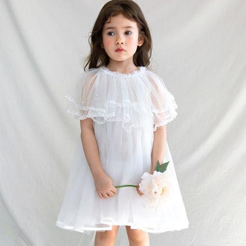 MERRY KATE - BRAND - Korean Children Fashion - #Kfashion4kids - Iris Dress