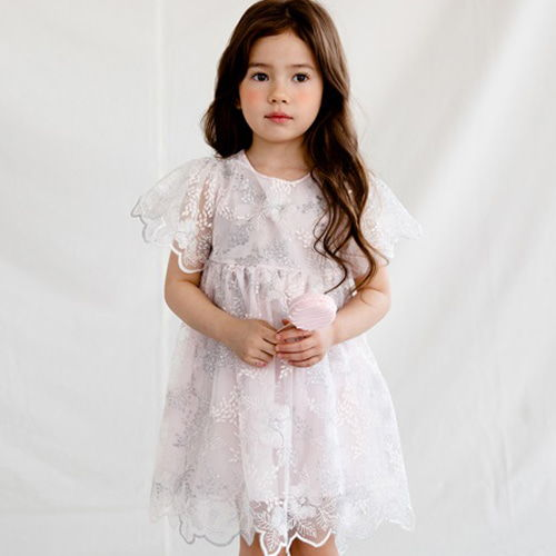 MERRY KATE - BRAND - Korean Children Fashion - #Kfashion4kids - Elisabeth Dress