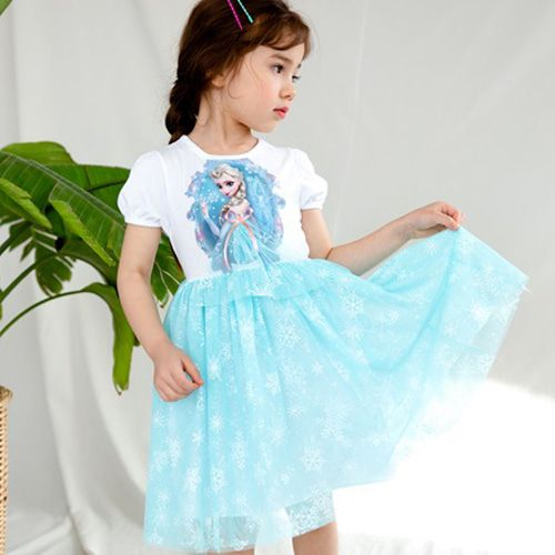 MERRY KATE - BRAND - Korean Children Fashion - #Kfashion4kids - Elsa Dress