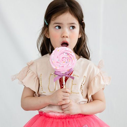 MERRY KATE - BRAND - Korean Children Fashion - #Kfashion4kids - Lover Tee
