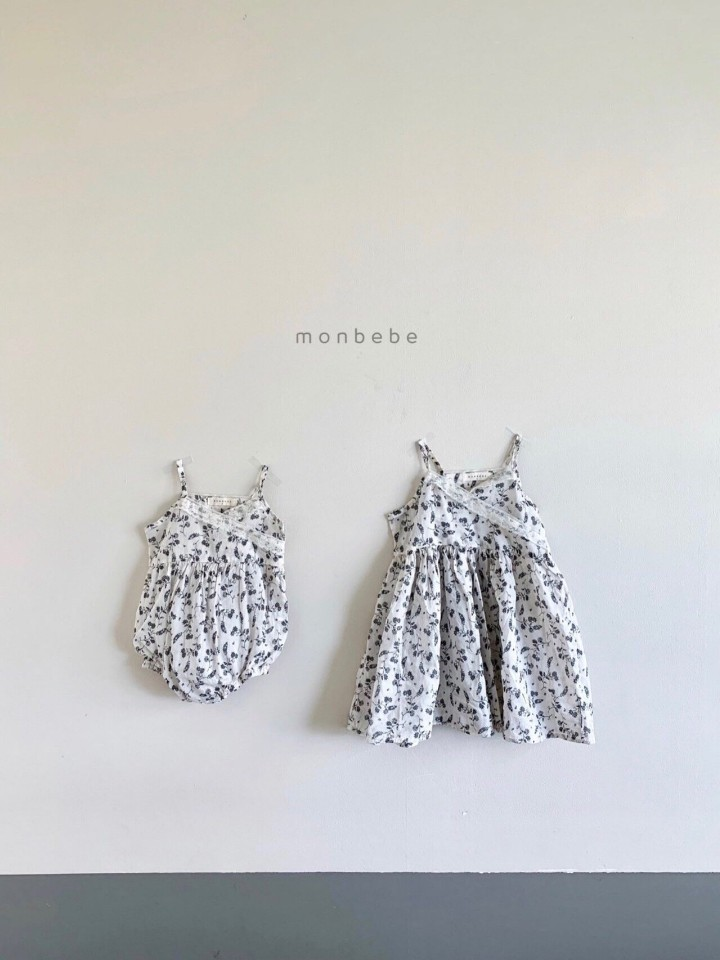 MONBEBE - Korean Children Fashion - #Kfashion4kids - Becky Dress - 9