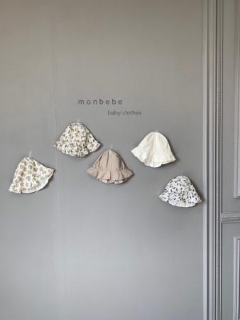 MONBEBE - BRAND - Korean Children Fashion - #Kfashion4kids - Becky Bucket Hat
