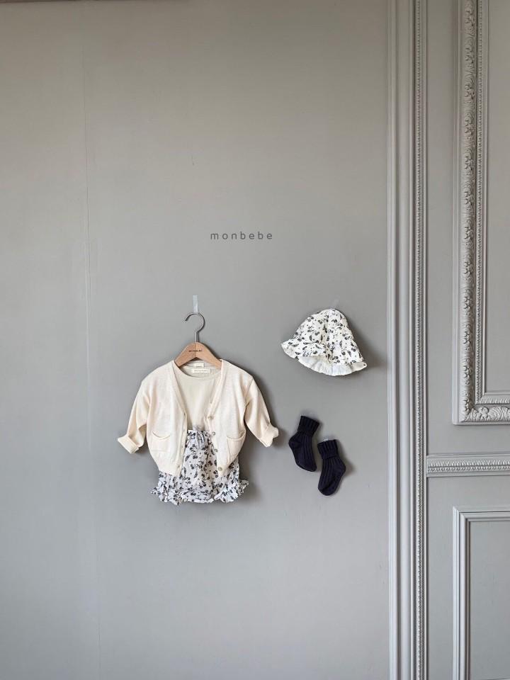 MONBEBE - Korean Children Fashion - #Kfashion4kids - Frill Bloomer - 12