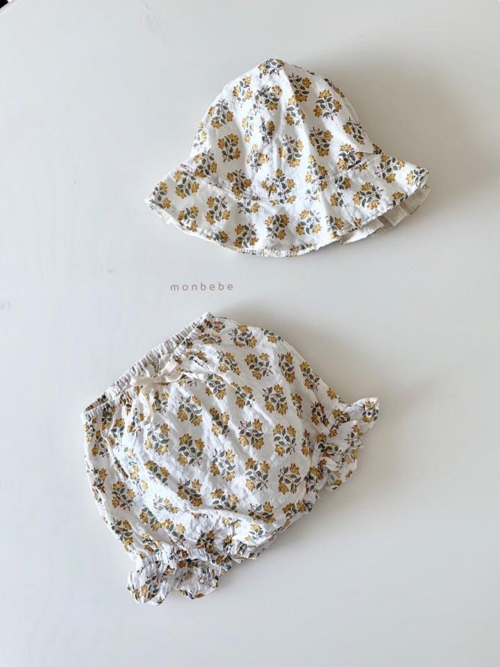 MONBEBE - Korean Children Fashion - #Kfashion4kids - Frill Bloomer - 8