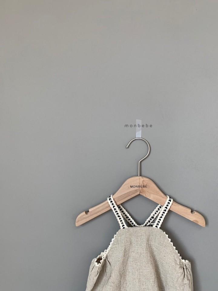 MONBEBE - Korean Children Fashion - #Kfashion4kids - Macaron Baby Bodysuit - 2