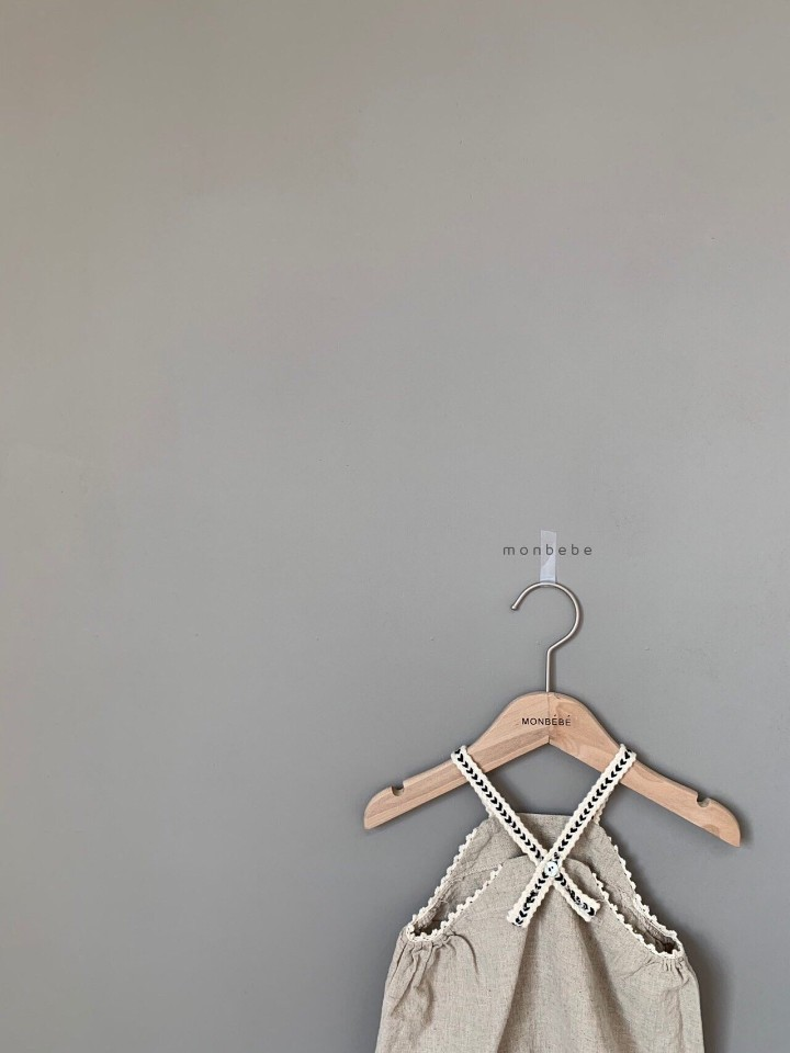 MONBEBE - Korean Children Fashion - #Kfashion4kids - Macaron Baby Bodysuit - 3
