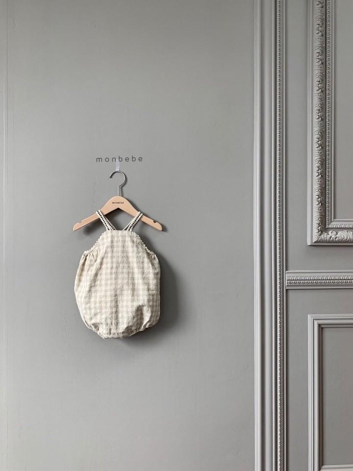 MONBEBE - Korean Children Fashion - #Kfashion4kids - Macaron Baby Bodysuit - 5