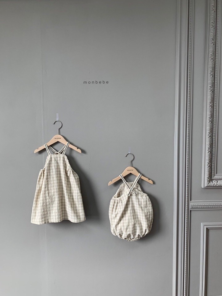 MONBEBE - Korean Children Fashion - #Kfashion4kids - Macaron Baby Bodysuit - 7
