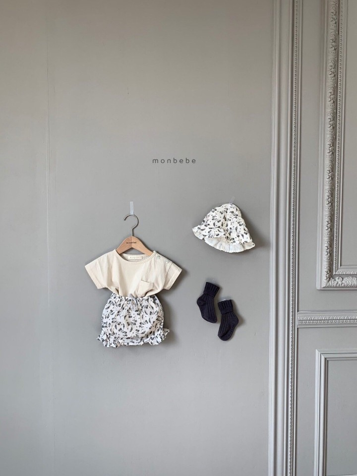 MONBEBE - Korean Children Fashion - #Kfashion4kids - Pocket Tee - 10