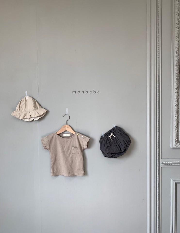 MONBEBE - Korean Children Fashion - #Kfashion4kids - Pocket Tee - 11