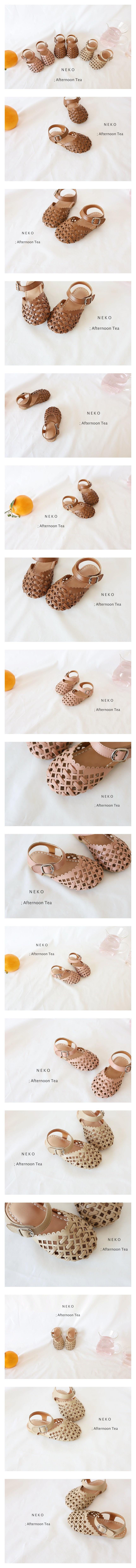 NEKO - Korean Children Fashion - #Kfashion4kids - 537 Florence Sandal