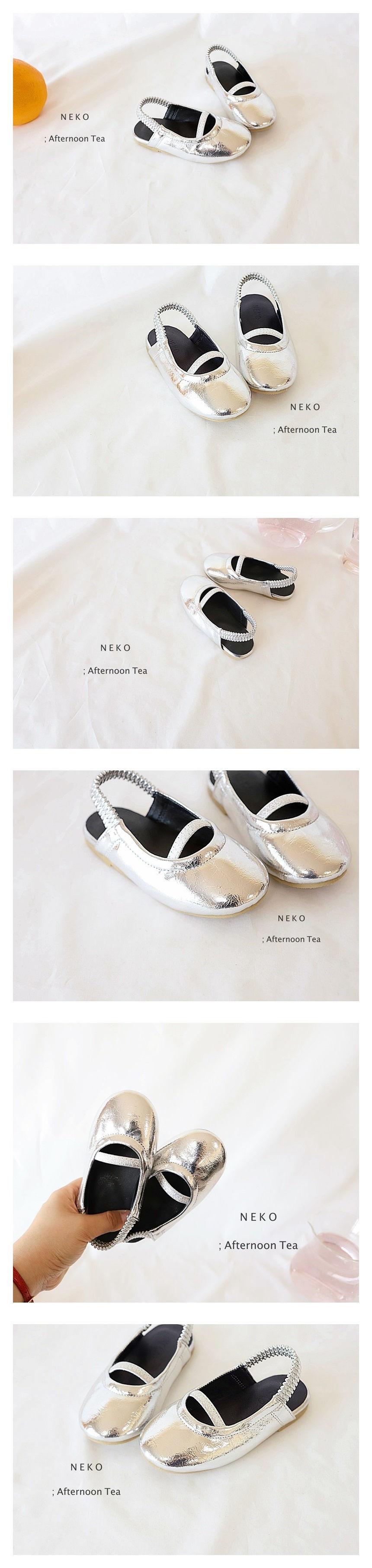 NEKO - Korean Children Fashion - #Kfashion4kids - 509 Lime Sandal