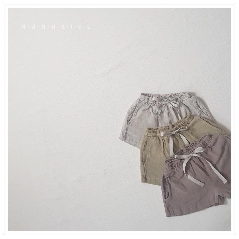 NUNUBIEL - Korean Children Fashion - #Kfashion4kids - Mogwa Pants