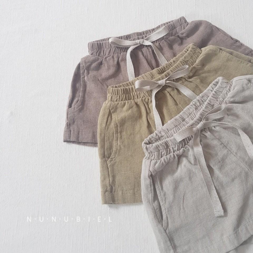 NUNUBIEL - Korean Children Fashion - #Kfashion4kids - Mogwa Pants - 4