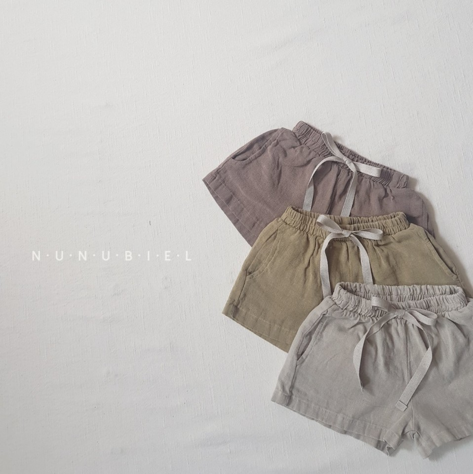 NUNUBIEL - Korean Children Fashion - #Kfashion4kids - Mogwa Pants - 5