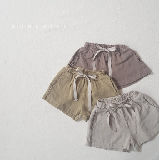 NUNUBIEL - BRAND - Korean Children Fashion - #Kfashion4kids - Mogwa Pants