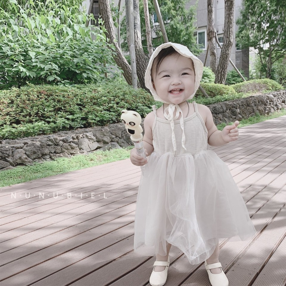 NUNUBIEL - Korean Children Fashion - #Kfashion4kids - Pinapple One-piece - 6