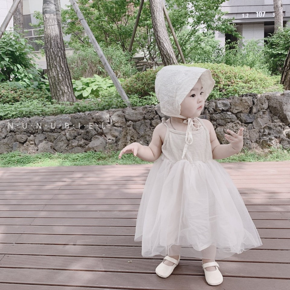 NUNUBIEL - Korean Children Fashion - #Kfashion4kids - Pinapple One-piece - 7
