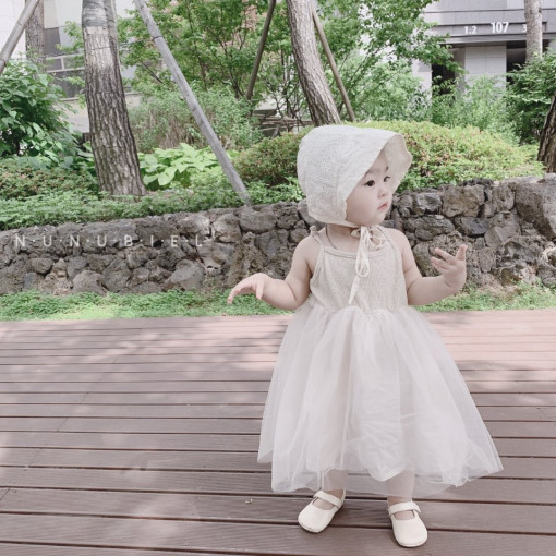 NUNUBIEL - BRAND - Korean Children Fashion - #Kfashion4kids - Pinapple One-piece