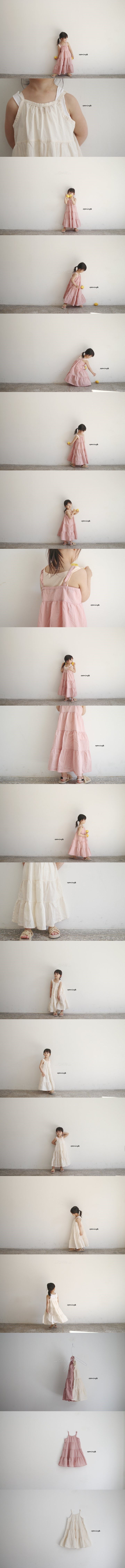OPENING & - Korean Children Fashion - #Kfashion4kids - Cancan Dress
