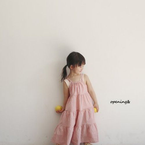 OPENING & - BRAND - Korean Children Fashion - #Kfashion4kids - Cancan Dress