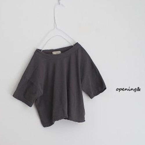 OPENING & - BRAND - Korean Children Fashion - #Kfashion4kids - High Twist Tee