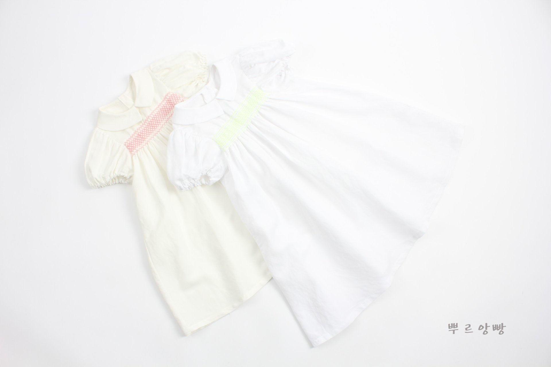 POURENFANT - Korean Children Fashion - #Kfashion4kids - Lorraine Linen Dress - 7