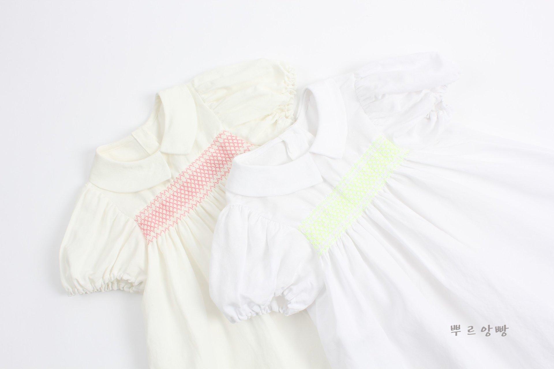POURENFANT - Korean Children Fashion - #Kfashion4kids - Lorraine Linen Dress - 8