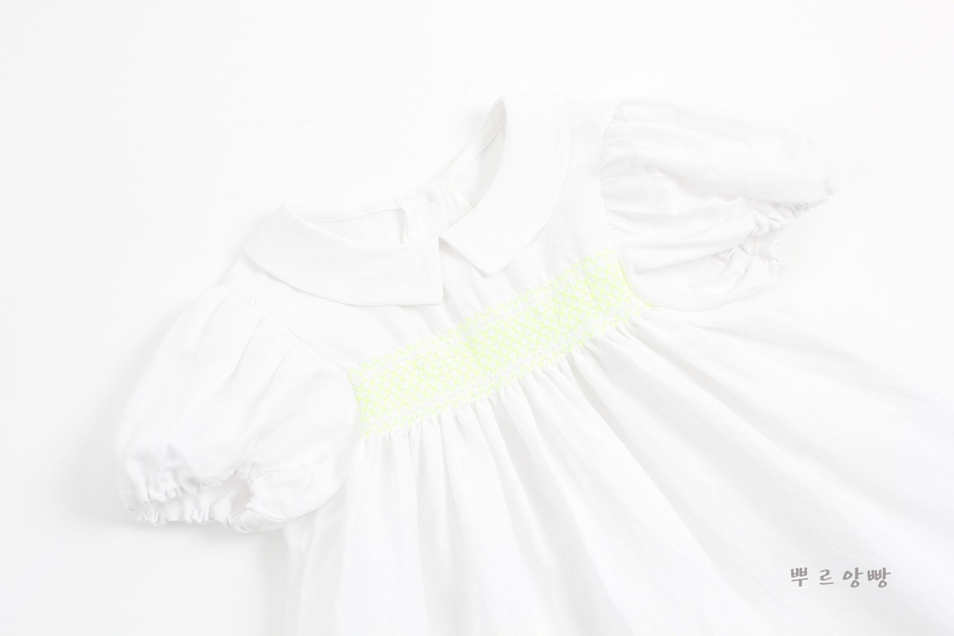 POURENFANT - Korean Children Fashion - #Kfashion4kids - Lorraine Linen Dress - 9