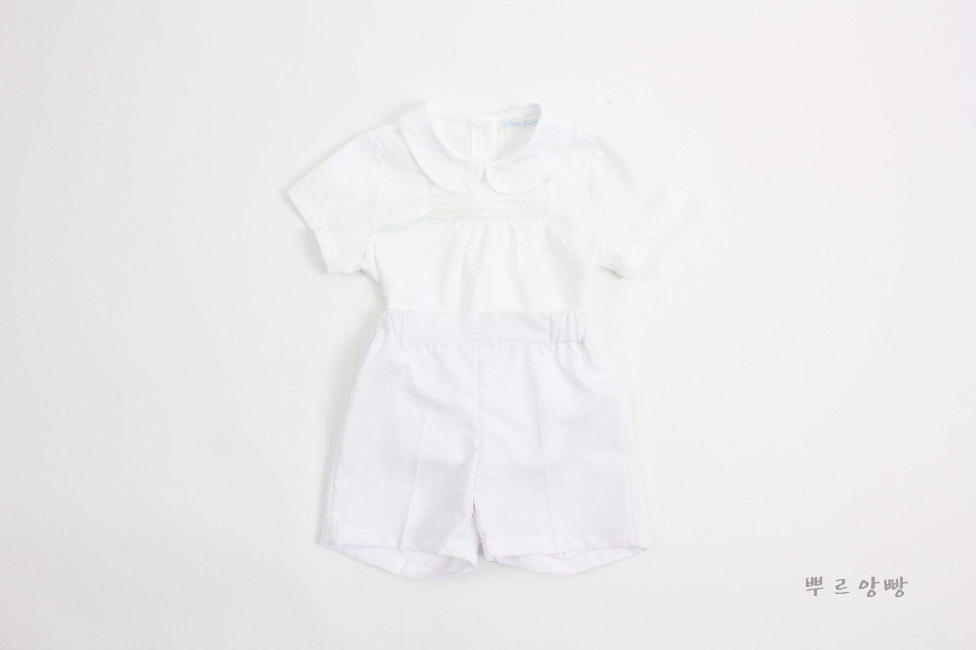 POURENFANT - Korean Children Fashion - #Kfashion4kids - Robin Shorts