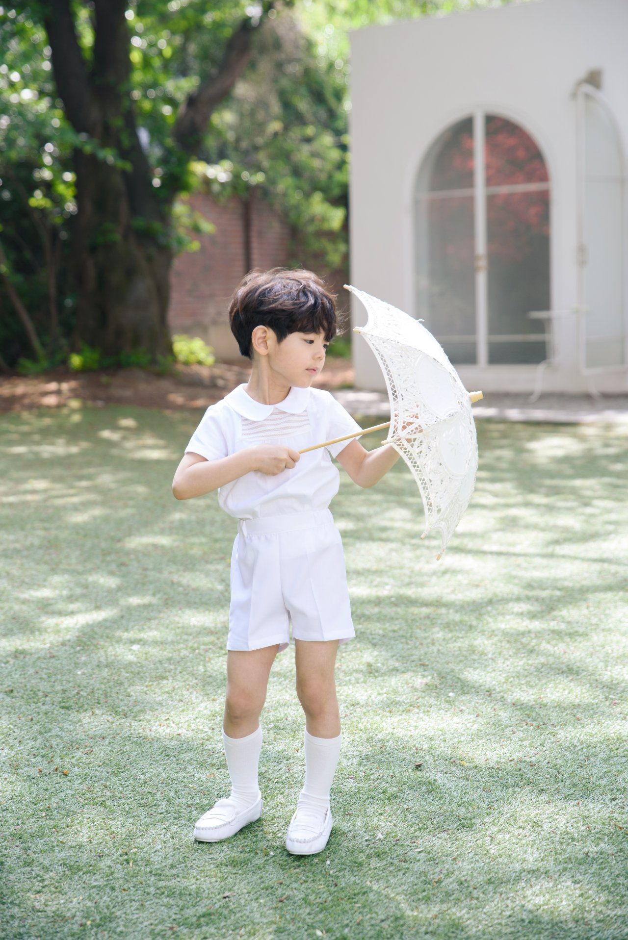 POURENFANT - Korean Children Fashion - #Kfashion4kids - Robin Shorts - 4