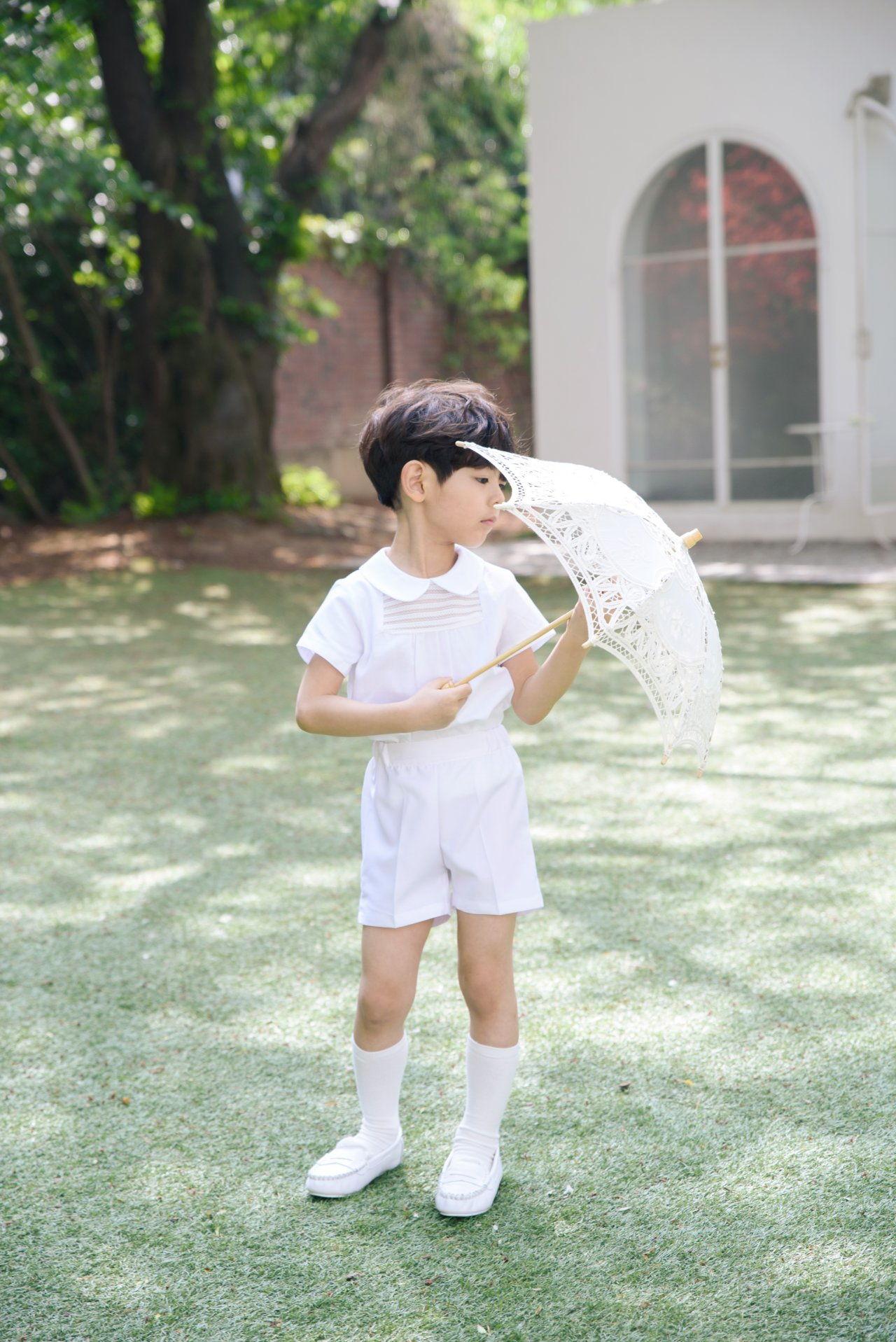 POURENFANT - Korean Children Fashion - #Kfashion4kids - Robin Shorts - 5