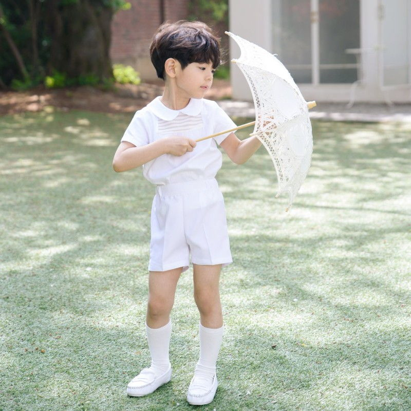 POURENFANT - BRAND - Korean Children Fashion - #Kfashion4kids - Robin Shorts