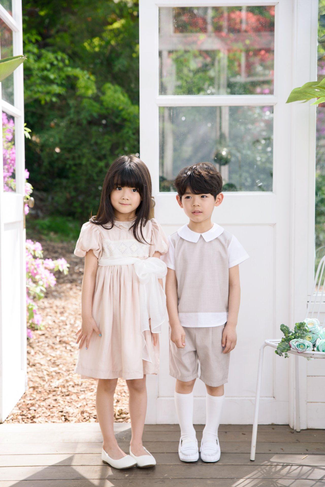 POURENFANT - Korean Children Fashion - #Kfashion4kids - Adrina Dress - 10