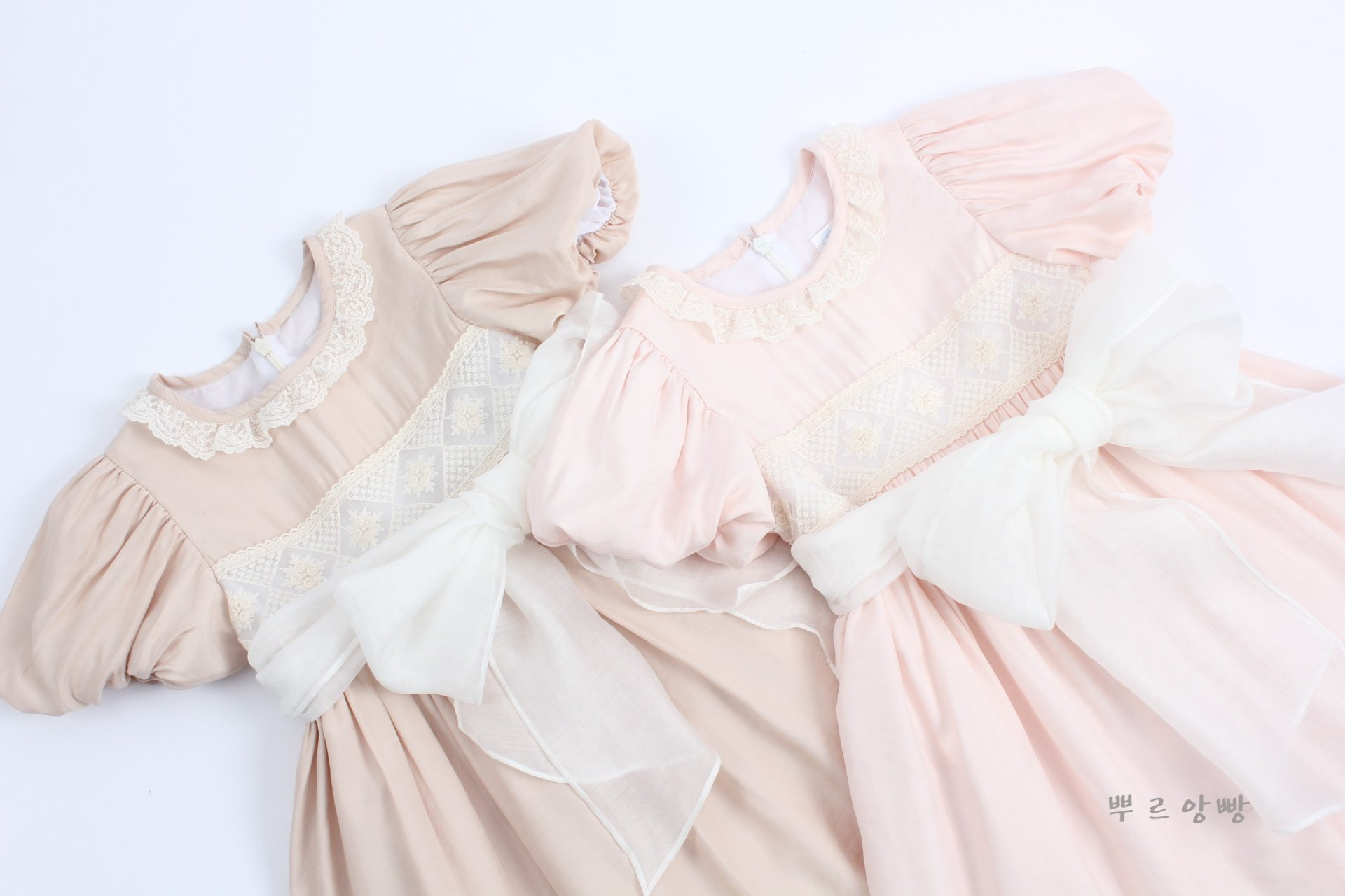 POURENFANT - Korean Children Fashion - #Kfashion4kids - Adrina Dress - 2