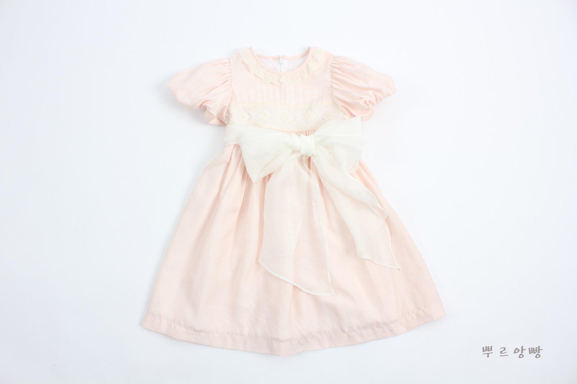 POURENFANT - Korean Children Fashion - #Kfashion4kids - Adrina Dress - 3
