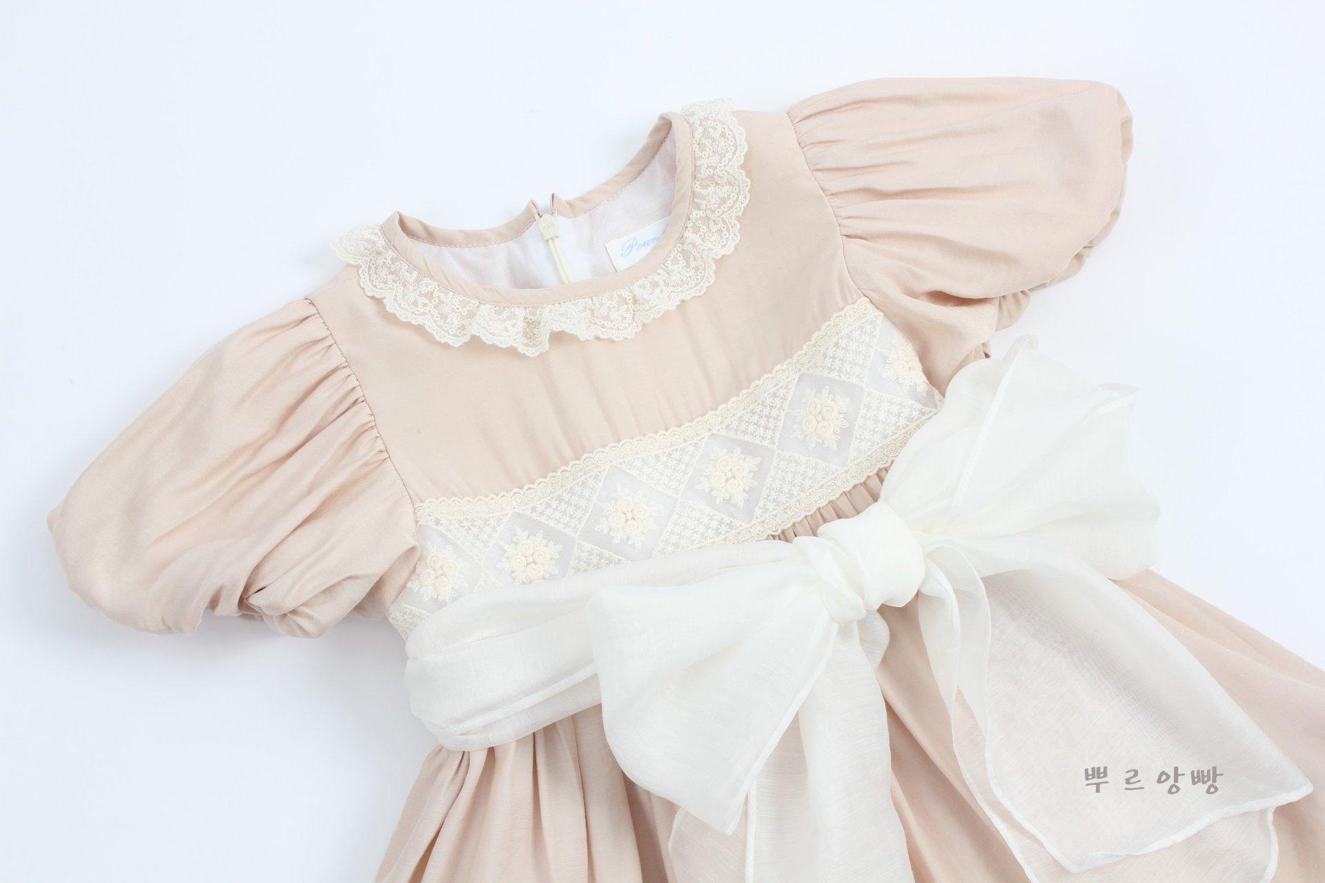 POURENFANT - Korean Children Fashion - #Kfashion4kids - Adrina Dress - 5