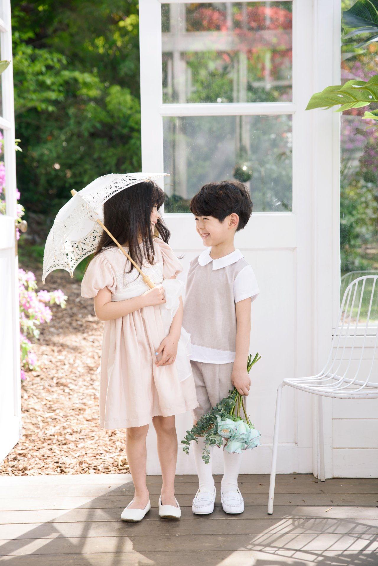 POURENFANT - Korean Children Fashion - #Kfashion4kids - Adrina Dress - 8
